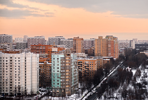 Район Люблино