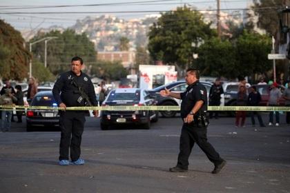 Шесть полицейских убиты в Мексике