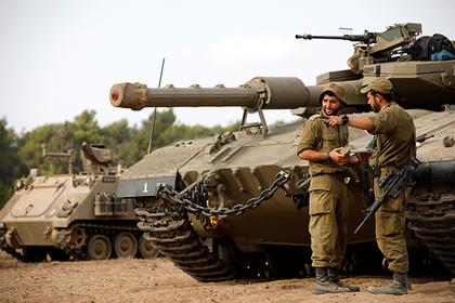 Израиль начал новую военную операцию