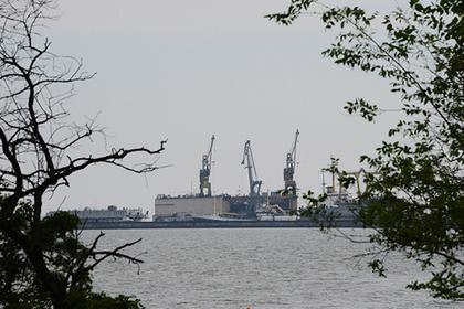 Украина сообщила о частично разблокированных портах в Азовском море