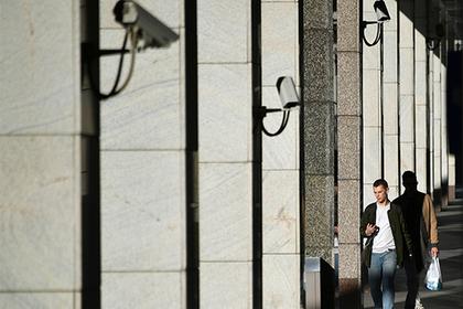 В Москве развернут систему распознавания лиц