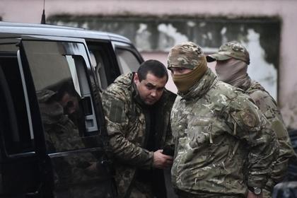 Украина послала стажеров на провокацию в Керченский прорыв