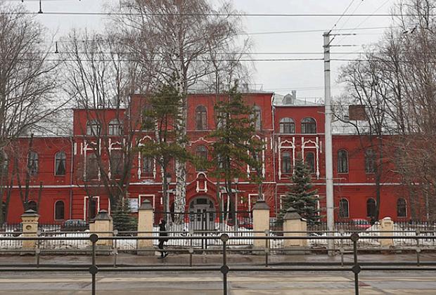 Городская клиническая больница имени братьев Бахрушиных