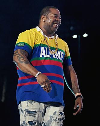Для ветеранов хип-хоп сцены вроды Басты Раймса Polo — это часть культуры, часть идентичности. Рэпер ходит в Ralph Lauren и в повседневной жизни, и на концертах. Причем Раймс отдает предпочтение максимально винтажным по своей яркости вещам.