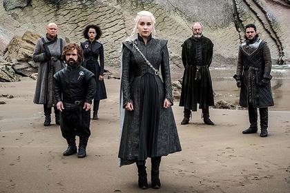 Стали известны подробности последнего сезона «Игры престолов»