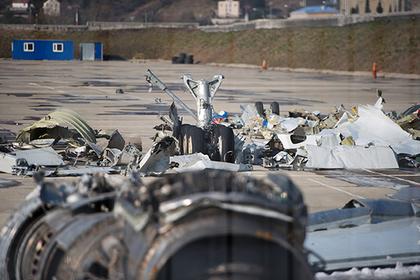 Семьи погибших при крушении Ту-154 подали иск на два миллиарда рублей