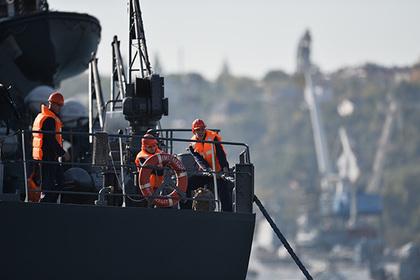 Европейские порты предложили закрыть для российских судов