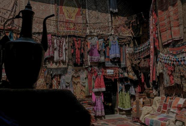 Во времена римлян город Кесария был оживленным торговым центром, через который проходили караваны от Черного моря в Сирию, из Армении к Бейруту. Здесь встречались люди разных национальностей, и в III веке образовалась большая христианская община.