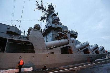 В США назвали ВМФ России «зеленым»