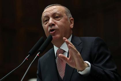 Эрдоган заступился за украинских моряков