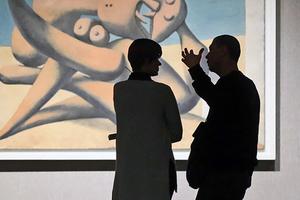 Выставка «Пикассо & Хохлова» в ГМИИ имени Пушкина