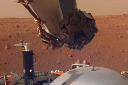 Земляне впервые услышали шум ветра на Марсе