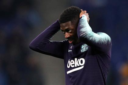 Вечно опаздывающий футболист «Барселоны» проспал тренировку