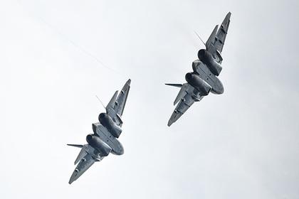 В США сочли устаревшей малозаметность Су-57