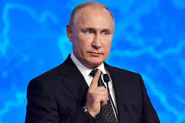 Путин поддержал перенос столицы Дальнего Востока