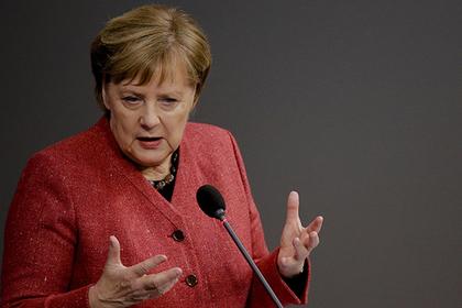 Ангела Меркель Фото: Markus Schreiber / AP