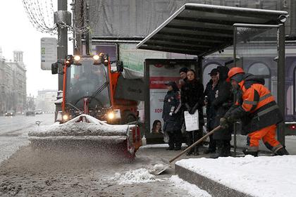 Дорожные службы Подмосковья перевели на усиленный режим работы