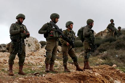 Войска Израиля блокировали столицу Палестины