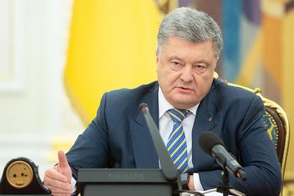 Порошенко заговорил орешительном ответе России