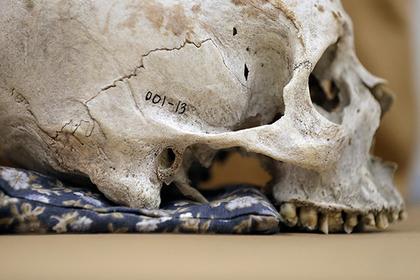 Американец потерял отца и спустя полвека нашел его скелет дома