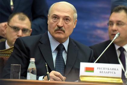 Лукашенко уличил Россию в желании поглотить Белоруссию