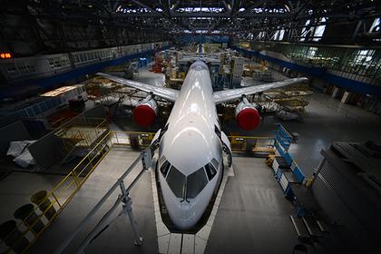 МС-21 и Sukhoi Superjet 100 получат «революционные уши»
