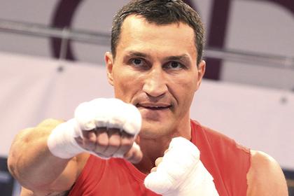 Владимир Кличко захотел вернуться на ринг