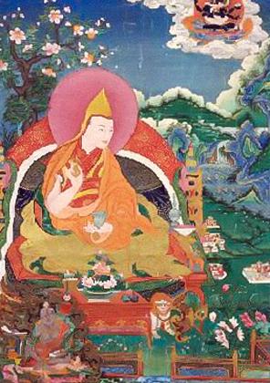 Первым духовным лидером, принявшим титул Далай, стал Далай-лама III. Первые два Далай-ламы получили этот титул задним числом. Но политической власти у третьего Далай-ламы не было —только религиозная.