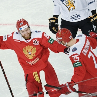 Никита Нестеров и Михаил Григоренко
