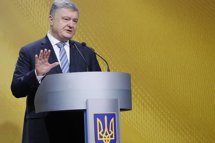 Порошенко уволит госслужащих из-за родственников в Крыму