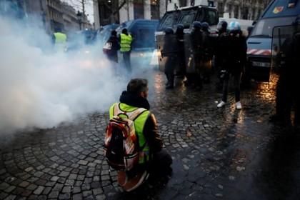 «Би-би-си» объяснила поиски влияния России на протесты во Франции