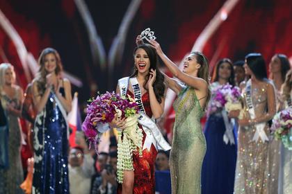 Определена победительница «Мисс Вселенная»