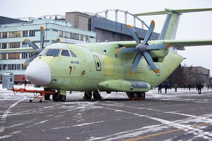 В США сравнили российский Ил-112В с украинским Ан-140