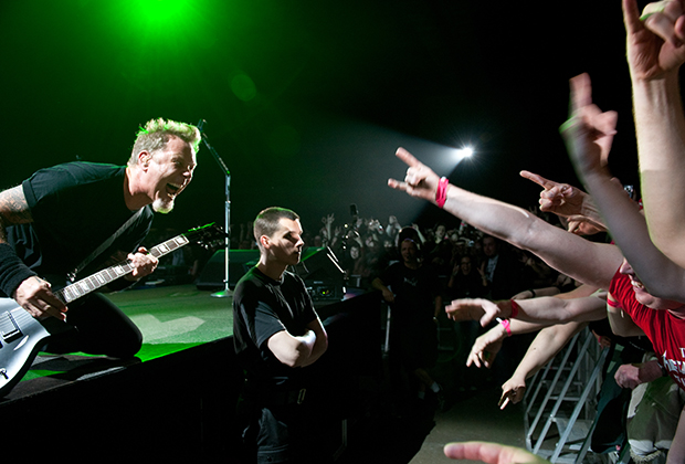 21 июля 2019 года на Большой спортивной арене «Лужники» в Москве состоится концерт группы Metallica