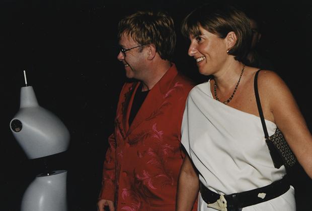 Знакомство с Элтоном Джоном началось в далеком 1979 году
