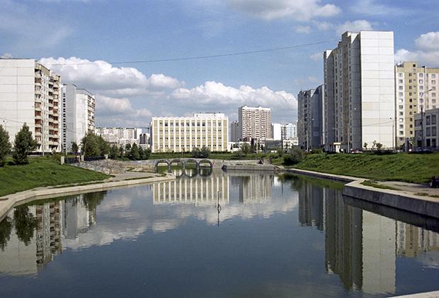 Микрорайон Южное Бутово