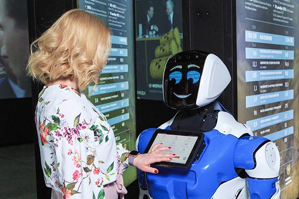 Корпорация МСП поможет строить роботов для бизнеса
