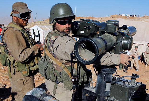 Боевики «Хезболлы»