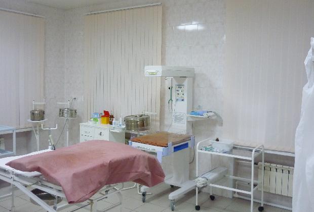 Родильный зал Жуковской ЦРБ