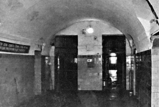 Бутырская тюрьма внутри.1937 год