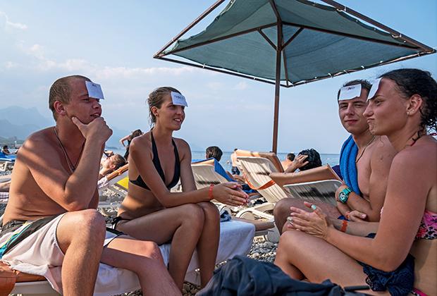Отдых российских туристов в Турции