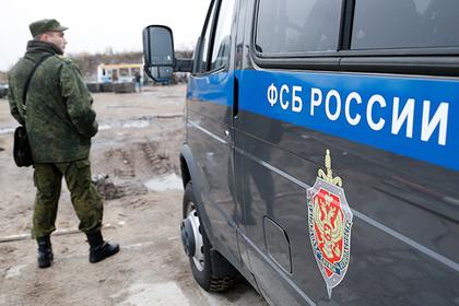 ФСБ поймала в Крыму экстремиста с 12 килограммами тротила