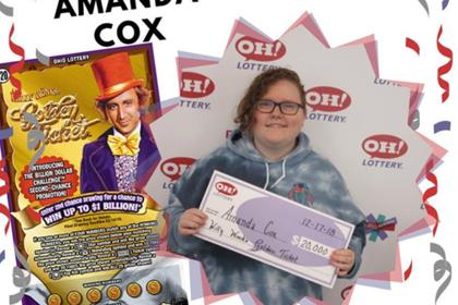 Никогда не игравшая в лотереи женщина выиграла 20 тысяч долларов