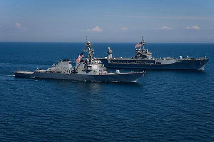 В США захотели провести международную операцию против России в Черном море