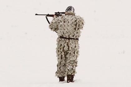 Американец попал под обстрел охотника за снежным человеком