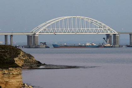 Путин назвал причину инцидента в Керченском проливе