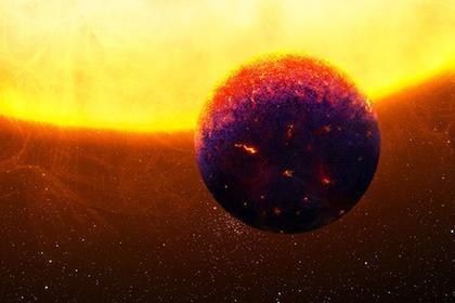 Найден новый вид планет