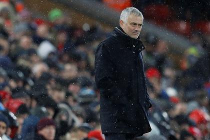 Моуринью столкнулся с тотальным неуважением в «Манчестер Юнайтед»