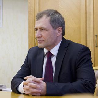 Председатель Екатеринбургской городской Думы Игорь Володин