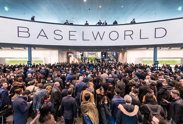На форуме BaselWorld